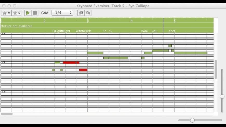 MidiYodi for Mac - review, screenshots
