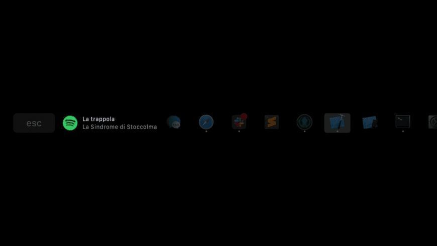 Pock for Mac - review, screenshots