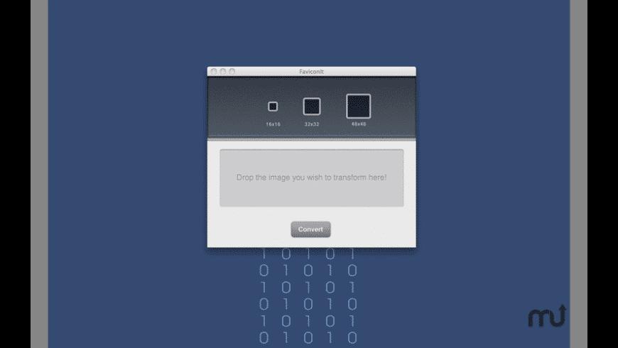FavIconIt for Mac - review, screenshots