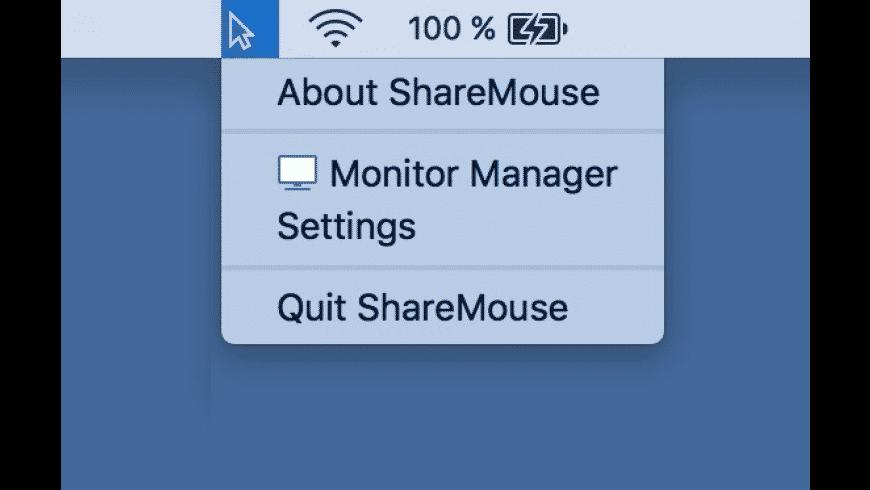 ShareMouse for Mac - review, screenshots
