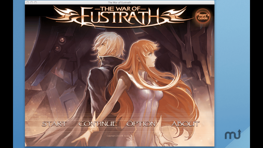The War of Eustrath for Mac - review, screenshots