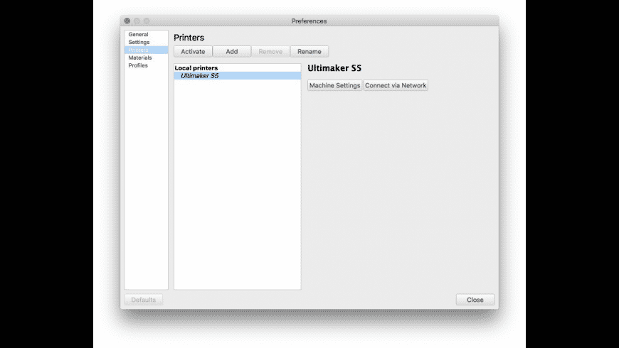 Ultimaker Cura for Mac - review, screenshots