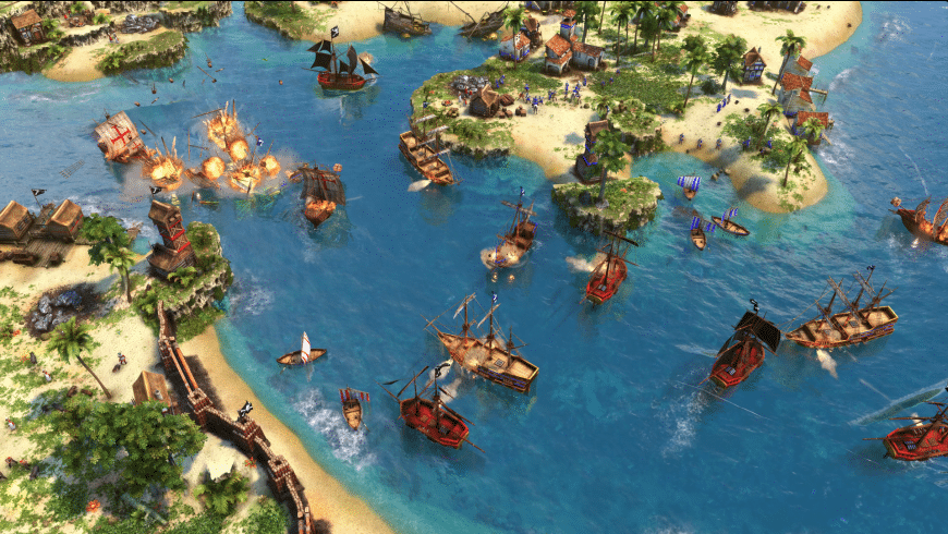 Age of Empires III: Definitive Edition for Mac - review, screenshots