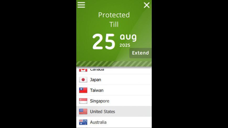 Seed4.Me VPN for Mac - review, screenshots