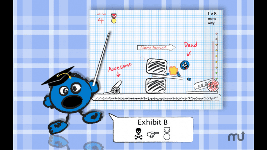 Doodle Cannon for Mac - review, screenshots