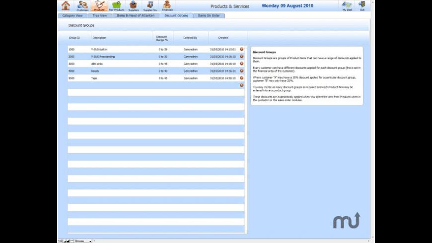 BusinessMan for Mac - review, screenshots
