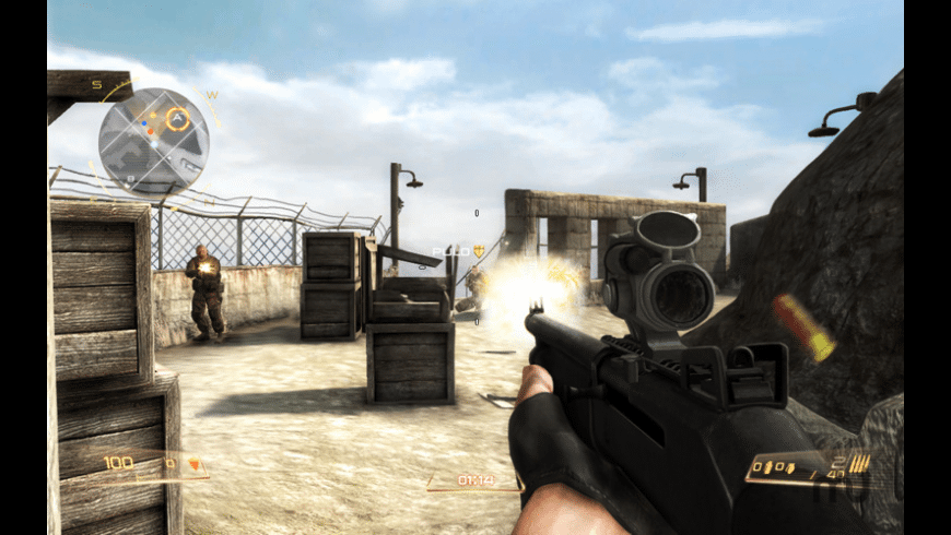 Modern Combat: Domination for Mac - review, screenshots