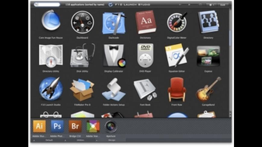 LaunchMagic for Mac - review, screenshots