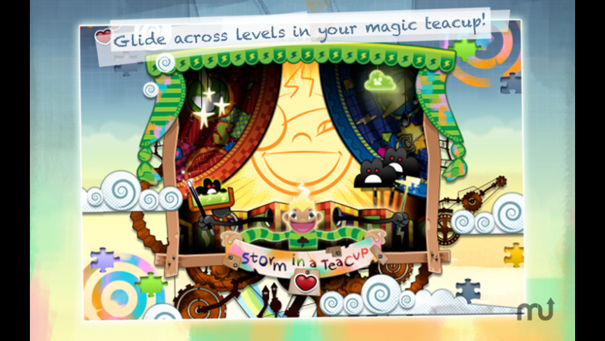 Storm in a Teacup for Mac - review, screenshots