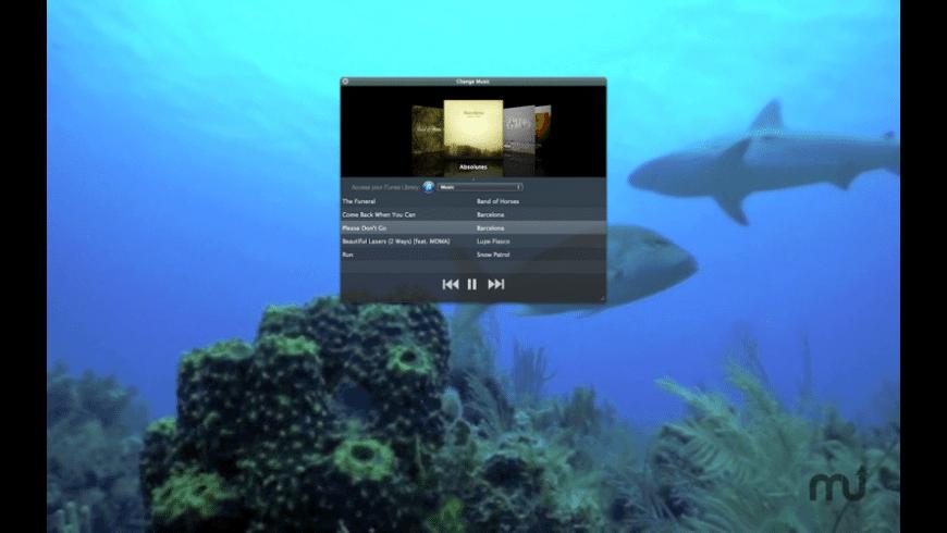 Real Aquarium HD for Mac - review, screenshots