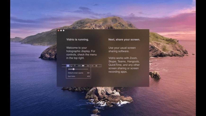 Vidrio for Mac - review, screenshots