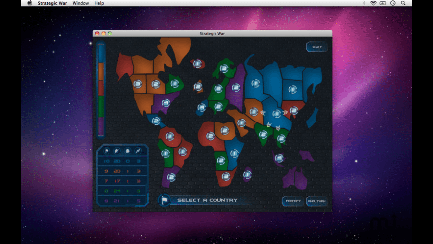 Strategic War for Mac - review, screenshots