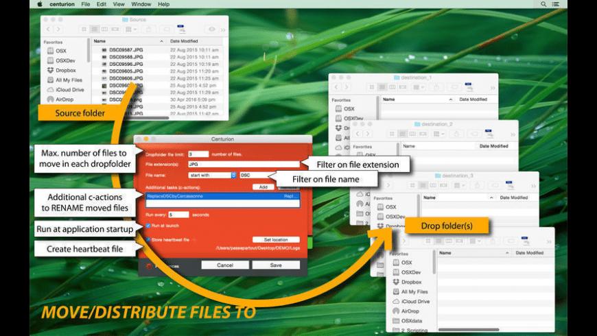 Centurion for Mac - review, screenshots