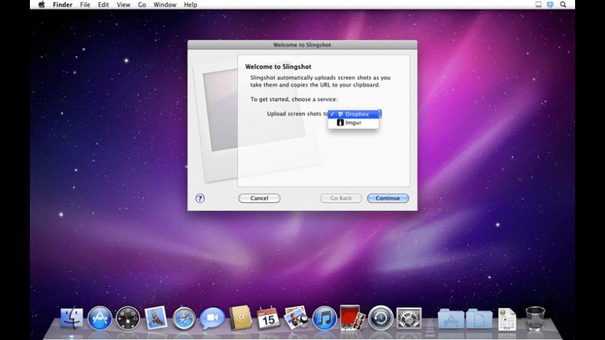 Slingshot for Mac - review, screenshots