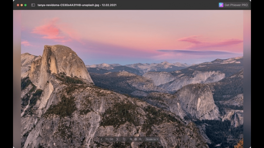 Phiewer for Mac - review, screenshots