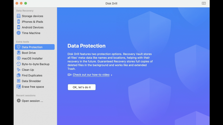 Disk Drill for Mac - review, screenshots