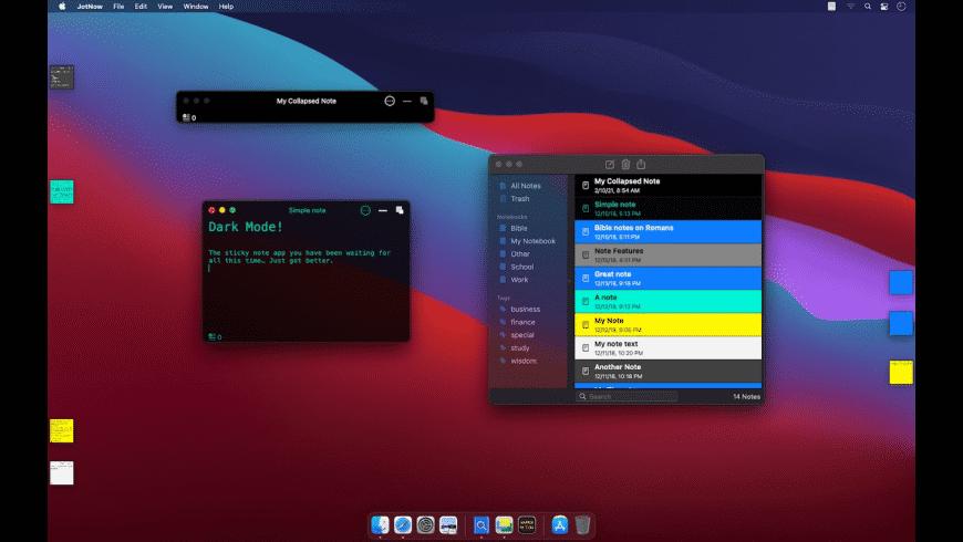 JotNow for Mac - review, screenshots