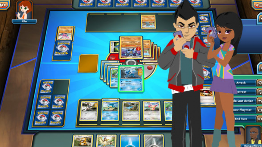 Pokémon Trading Card Game Online for Mac - review, screenshots