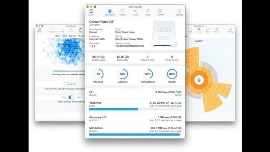Disk Sensei for Mac - review, screenshots