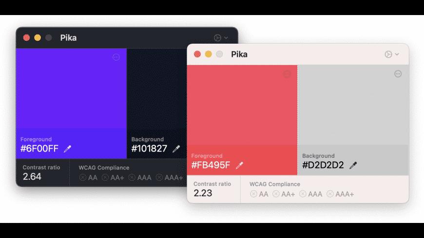 Pika for Mac - review, screenshots
