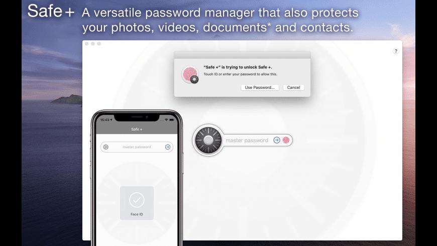 Safe for Mac - review, screenshots