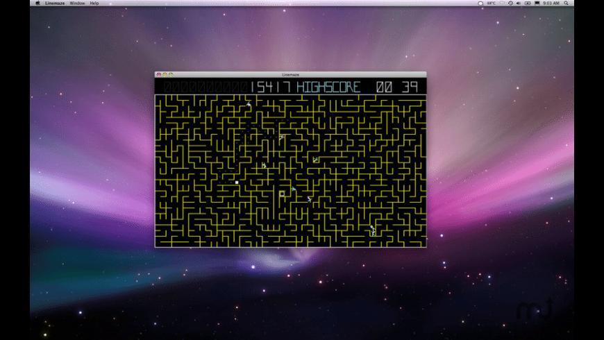 Linemaze for Mac - review, screenshots