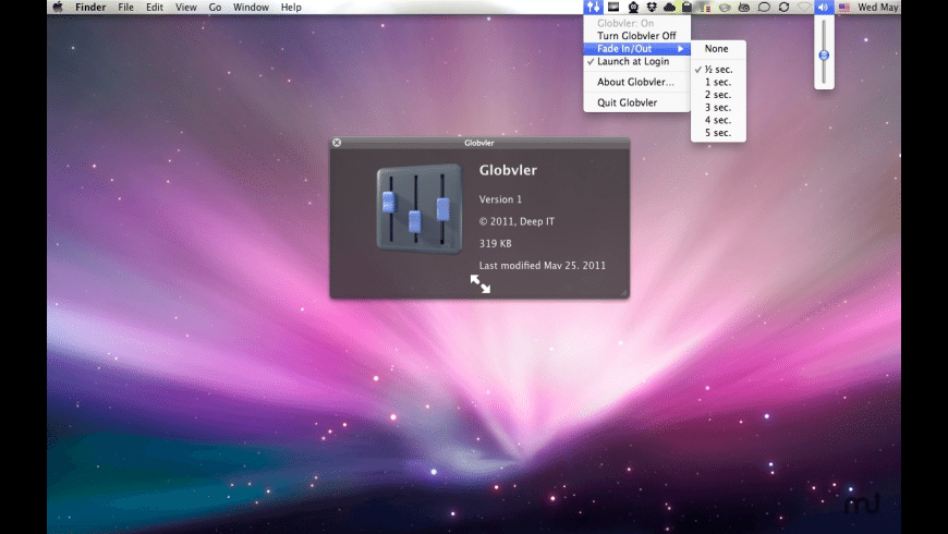 Globvler for Mac - review, screenshots