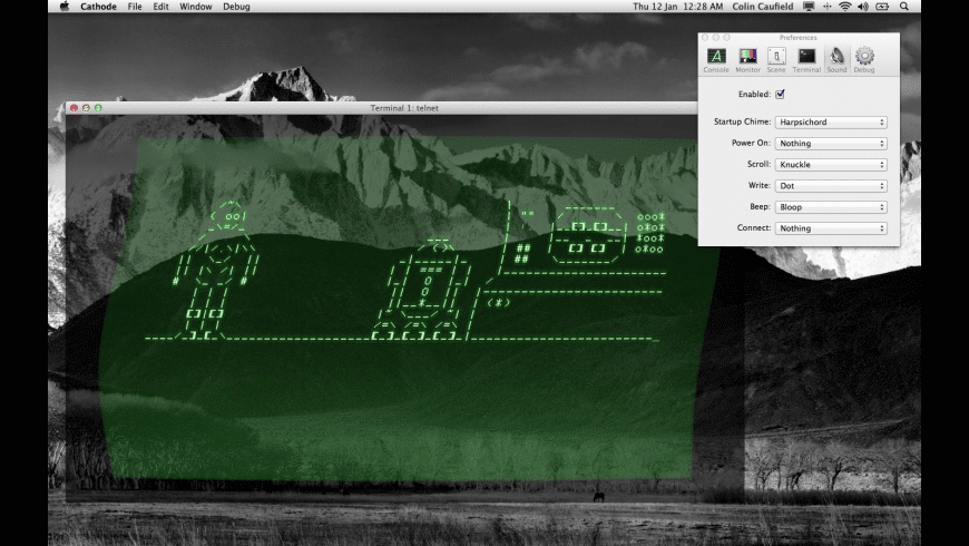Cathode for Mac - review, screenshots