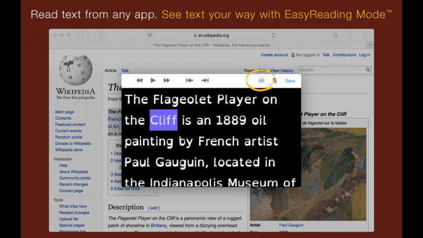 Wrise for Mac - review, screenshots