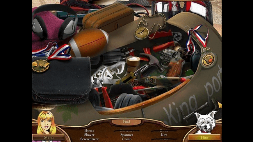Relics of Fate: A Penny Macey Mystery for Mac - review, screenshots