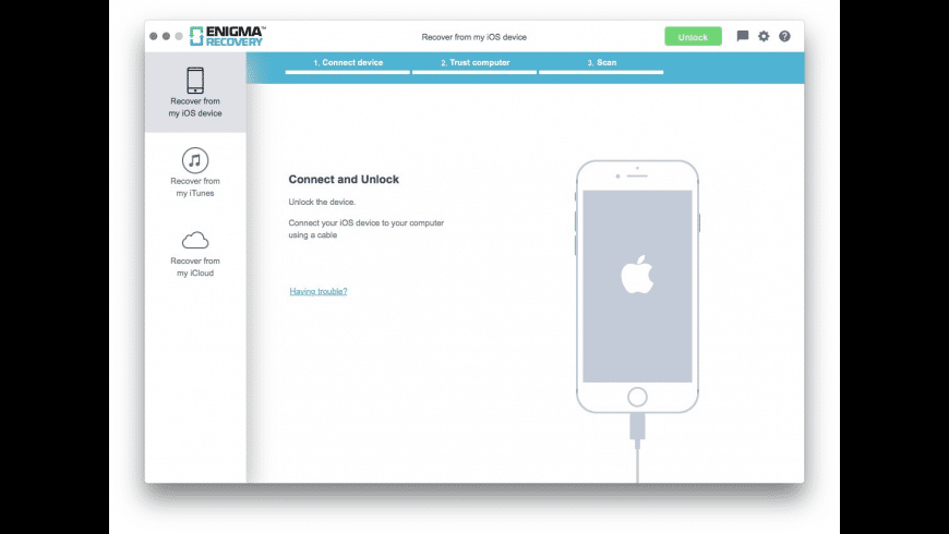 SmartPhone Recovery Pro for Mac - review, screenshots