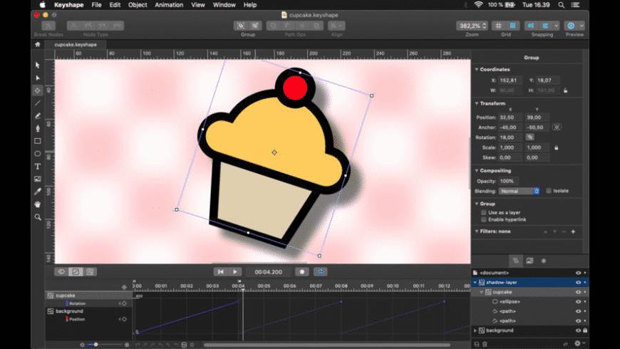 Keyshape for Mac - review, screenshots