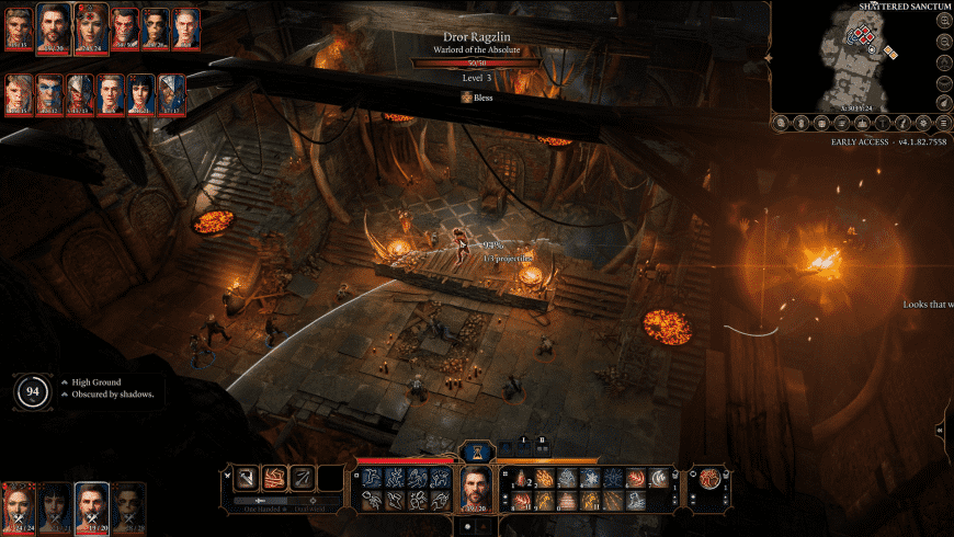 Baldur's Gate 3 for Mac - review, screenshots