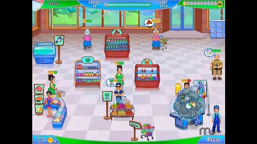 Supermarket Management 2 for Mac - review, screenshots