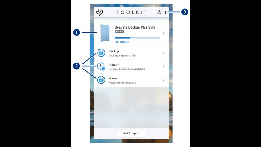 Toolkit for Mac - review, screenshots