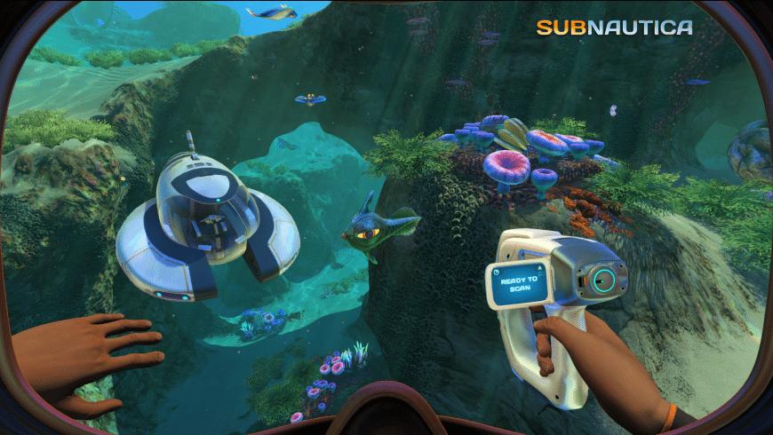 Subnautica for Mac - review, screenshots