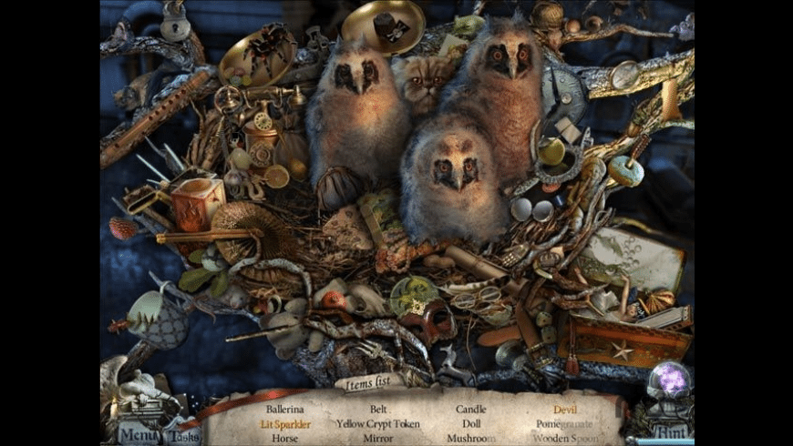 Gravely Silent: House of Deadlock Collector's Edition for Mac - review, screenshots