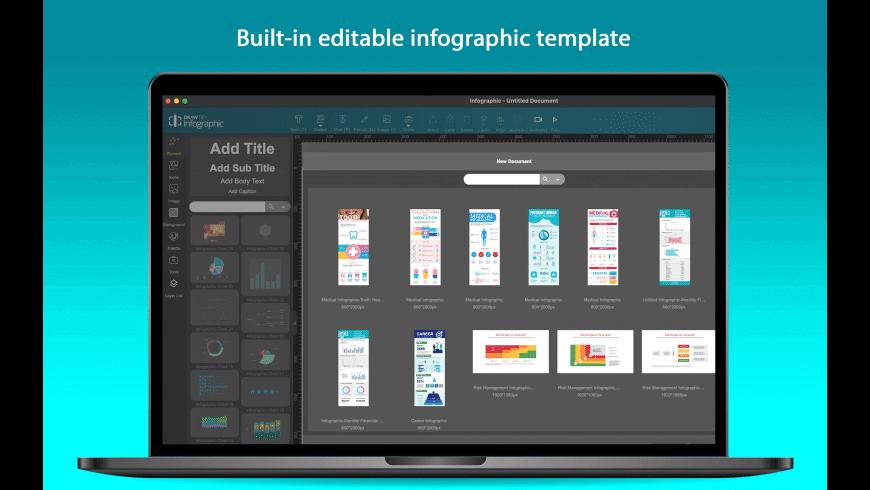 Infographic Creator for Mac - review, screenshots