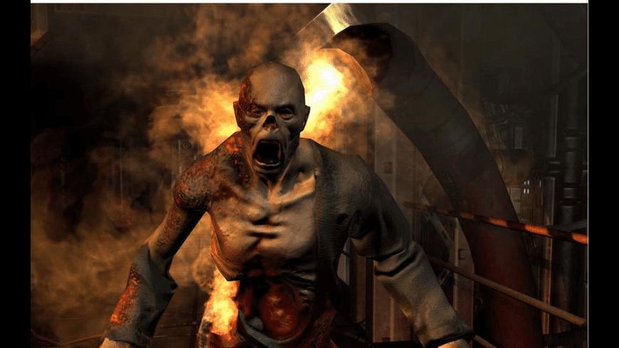 Doom 3 for Mac - review, screenshots