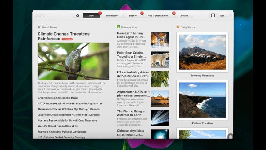 Pulp for Mac - review, screenshots