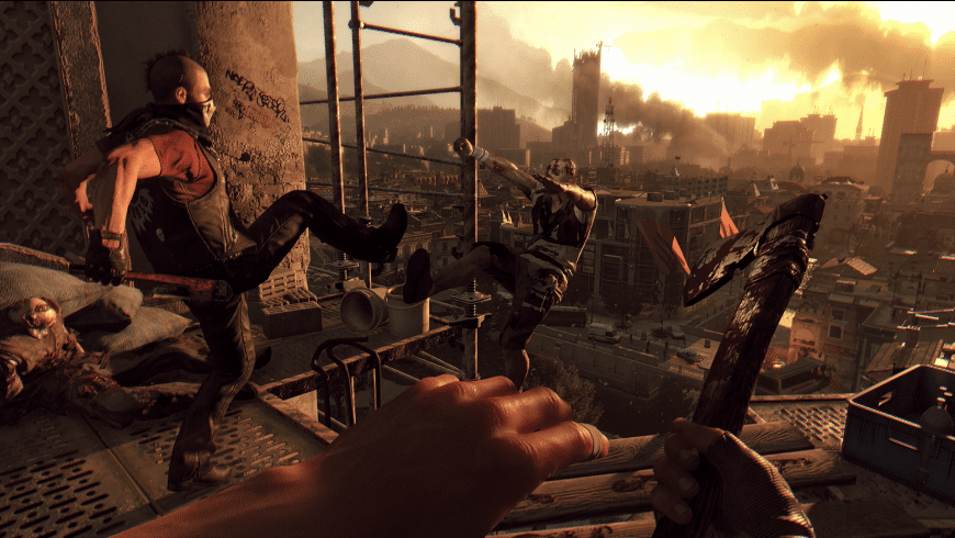Dying Light for Mac - review, screenshots