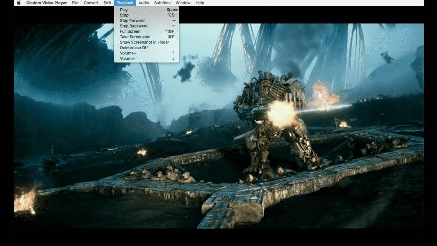 Cisdem Video Player for Mac - review, screenshots