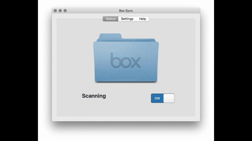 Box Sync for Mac - review, screenshots