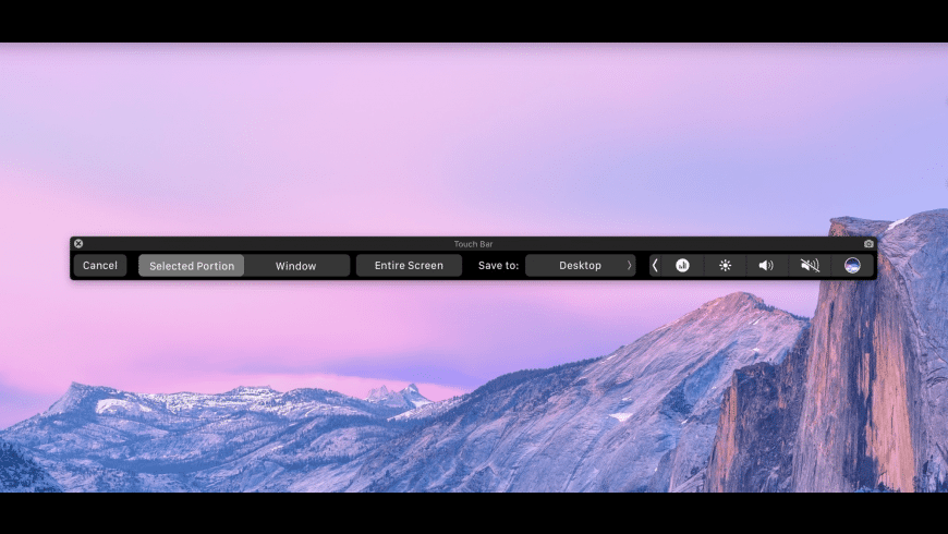 Touch Bar Simulator for Mac - review, screenshots
