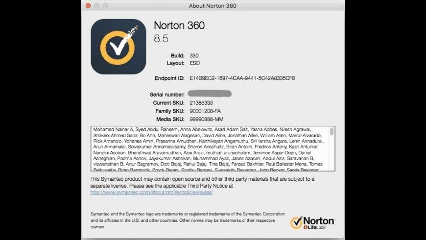 Norton Antivirus for Mac - review, screenshots