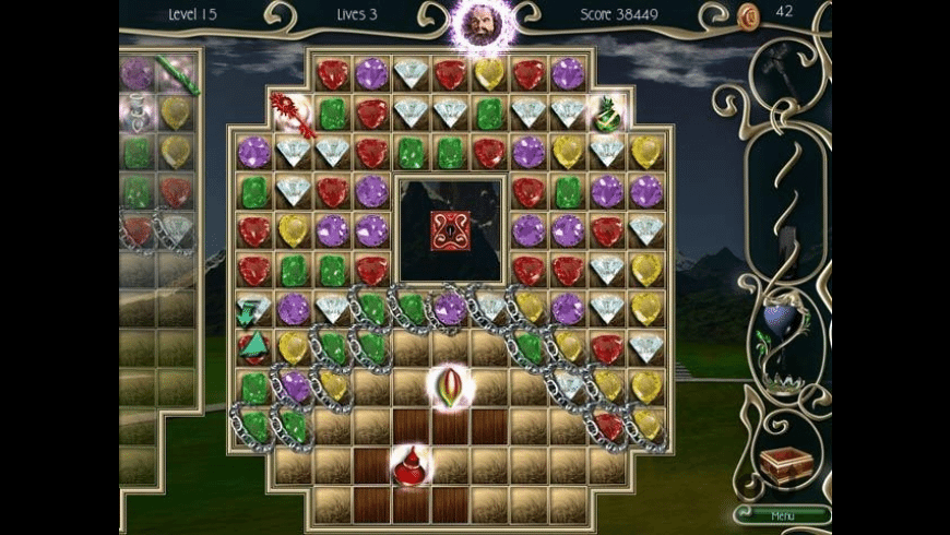 Jewel Match 3 for Mac - review, screenshots