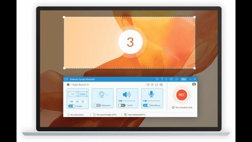 Vidmore Screen Recorder for Mac - review, screenshots