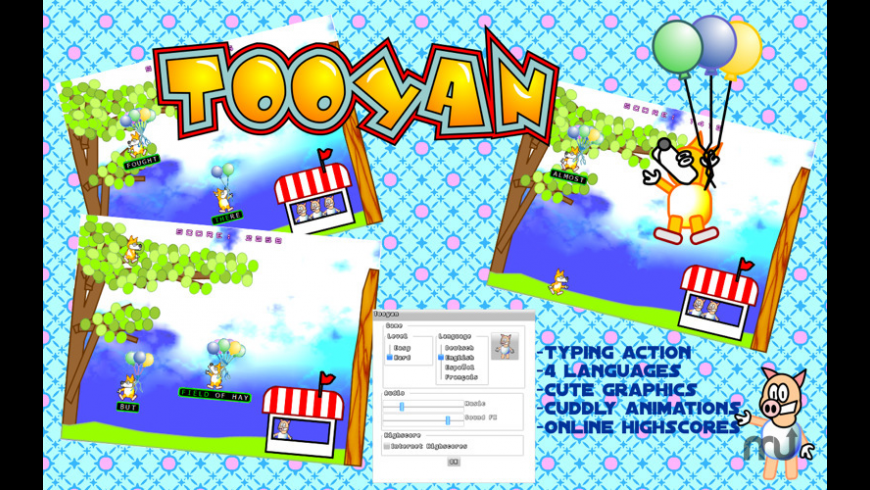 Tooyan for Mac - review, screenshots