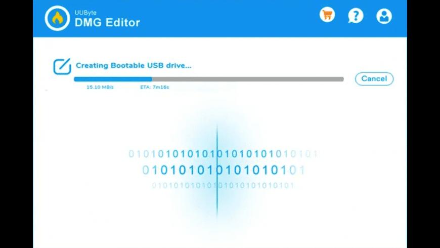 UUbyte DMG Editor for Mac - review, screenshots