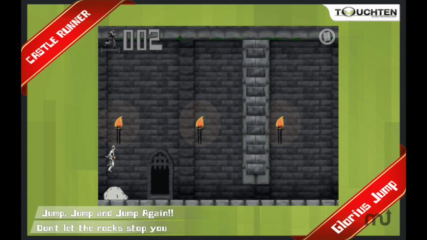 Castle Runner for Mac - review, screenshots